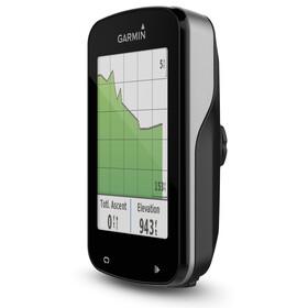 Garmin Edge 820 GPS Navigatiesysteem incl. Premium HF-borstband + snelheid- en trapfrequentie zwart
